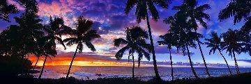 Neptune Beach 1.5M Huge Panorama - Peter Lik
