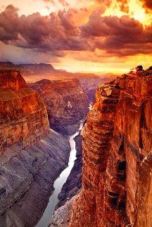 Heaven on Earth Panorama - Peter Lik