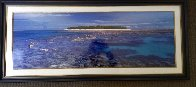 Coral Island Panorama by Peter Lik - 1