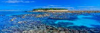 Coral Island Panorama by Peter Lik - 0