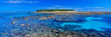 Coral Island Panorama - Peter Lik