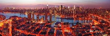 Heart of New York 2M Huge Panorama - Peter Lik