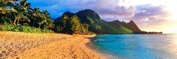 Seventh Heaven, Na Pali Coast Kauai, HI  Panorama - Peter Lik