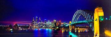Sydney Skyscape 1,5M Huge Panorama - Peter Lik