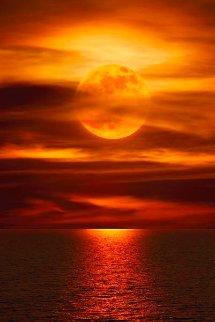 Moonlight Reflections Panorama - Peter Lik
