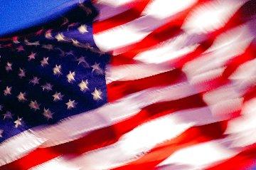 Spirit of America Flag Panorama - Peter Lik