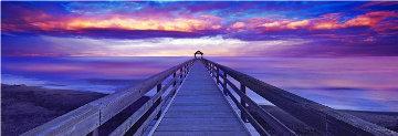 Sunset Dreams 2M Huge  Panorama - Peter Lik
