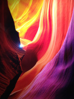 Turn Scarlet AP Panorama - Peter Lik