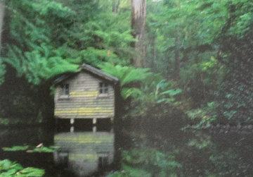 Romantic Hut (small edition) Panorama - Peter Lik