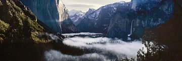 Inspiration (Yosemite NP, California) 1.5M Huge Panorama - Peter Lik