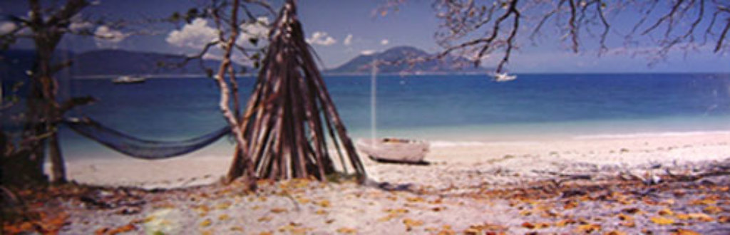 Island Life (Fitzroy Island, Queensland) (small edition 100) Panorama by Peter Lik