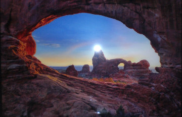 Stone Temple AP 1.5M Super Huge Panorama - Peter Lik