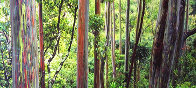 Painted Forest Panorama by Peter Lik - 0