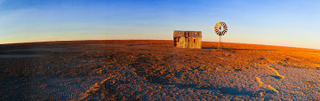 Lone Shack (small edition of 100) Panorama by Peter Lik