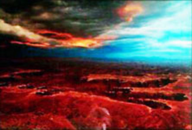 Creation AP (Canyonlands NP, Utah) Panorama by Peter Lik