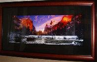 Icy Waters (Yosemite NP, California) Panorama by Peter Lik - 1