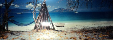 Island Life (Fitzroy Island, Queensland)(small edition 100) Panorama by Peter Lik