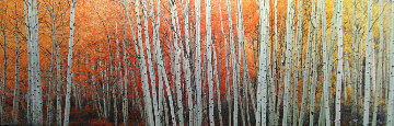 Harmony (Aspen, Colorado) Panorama by Peter Lik