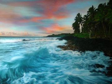 Coastal Palette (The Big Island, Hawaii) Panorama by Peter Lik