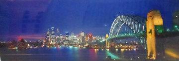 Sydney Australia Skycape Panorama by Peter Lik