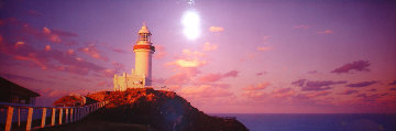 Byron Lighthouse (small edition) (Byron Bay, New South Wales) Panorama by Peter Lik