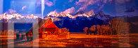 Nikk's Hut Panorama by Peter Lik - 0