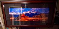 Nikk's Hut Panorama by Peter Lik - 1