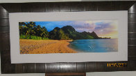 Seventh Heaven (Na Pali Coast, Kauai, Hawaii) Panorama by Peter Lik - 1