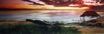 Wind and Sea 1.5M Huge Panorama - Peter Lik