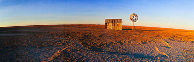Lone Shack (small edition of 100) Limited Edition Print by Peter Lik