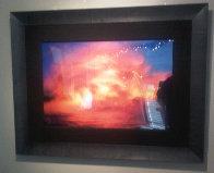 Ocean Fire AP Panorama by Peter Lik - 1
