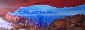 Timeless Land (Canyonlands NP, Utah) 2M  Huge  Panorama - Peter Lik