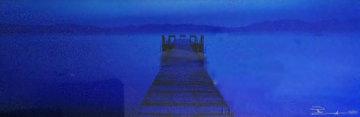 Midnight Blue (Lake Tahoe, CA) Panorama by Peter Lik