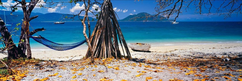 Island Life (Fitzroy Island, Queensland)   Panorama by Peter Lik