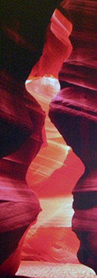 Antelope Canyon (Antelope, Arizona) Panorama by Peter Lik