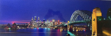 Sydney Australia  Skyscape AP  Panorama by Peter Lik