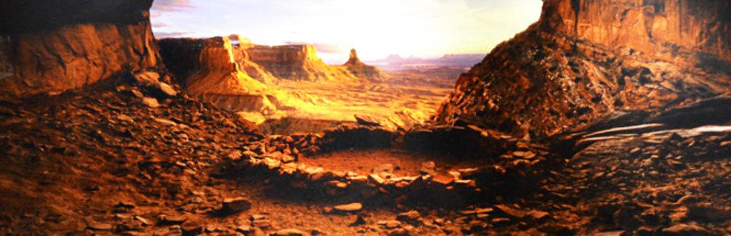 Ancient Spirit (Canyonlands NP, Utah) Panorama by Peter Lik