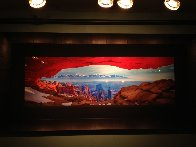 Timeless Land (Canyonlands NP, Utah) 1.5M Huge Panorama by Peter Lik - 1