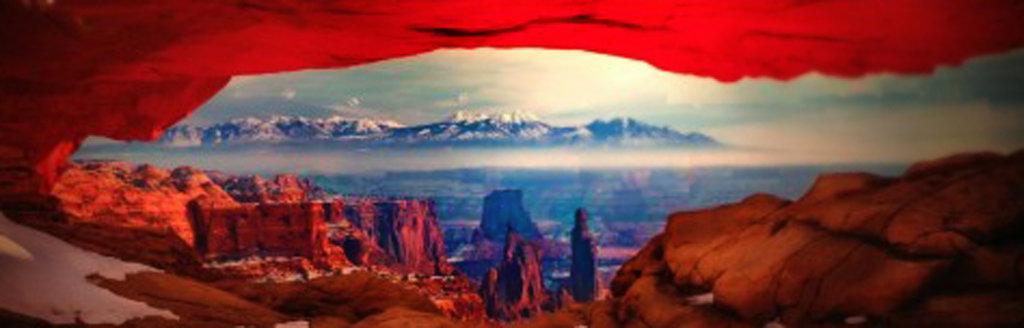 Timeless Land (Canyonlands NP, Utah) Panorama by Peter Lik