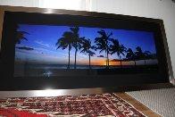 Waikiki Palms, Hawaii 1.5M Huge Panorama by Peter Lik - 1