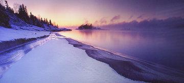 Lake Superior, Michigan Panorama by Peter Lik
