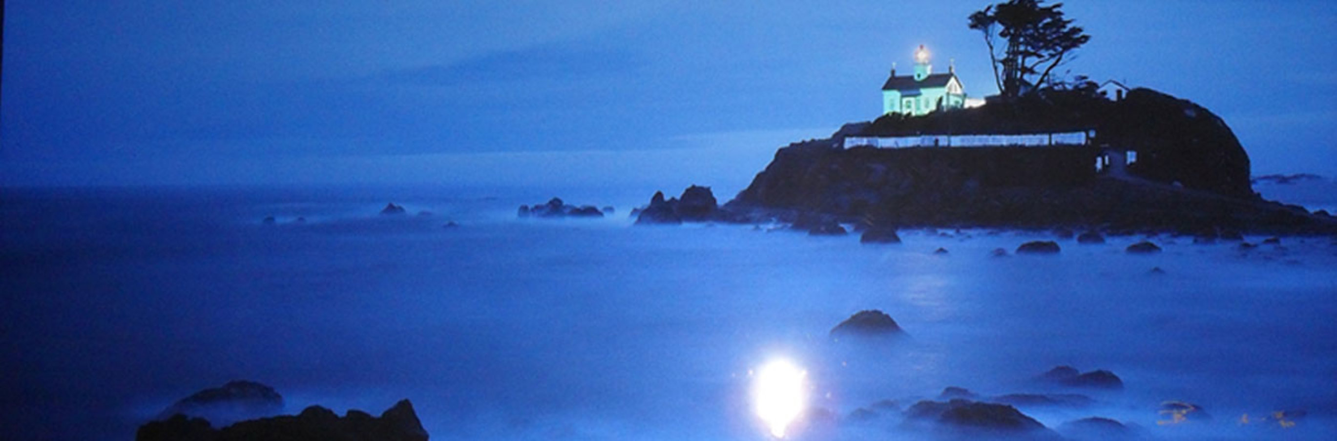 Prince of Tides (Crescent City, California) 2M Huge Panorama by Peter Lik