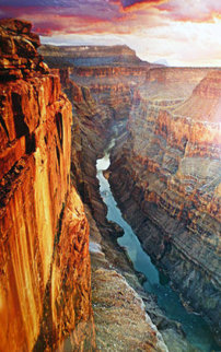 Edge of Time (Grand Canyon, Arizona) Panorama - Peter Lik