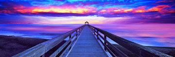 Sunset Dreams (Waimea, Kauai, Hawaii) Panorama by Peter Lik