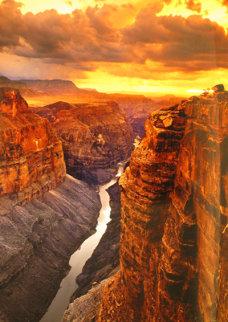 Ghost (Antelope Canyon, Arizona) Panorama - Peter Lik