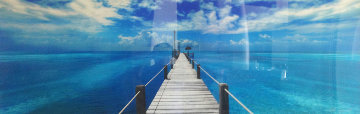 Beyond Paradise (Key West, Florida) Super Huge 2 M  Panorama - Peter Lik