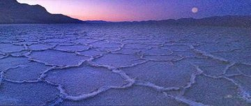 Dark Side of the Moon (Death Valley, California) Panorama by Peter Lik