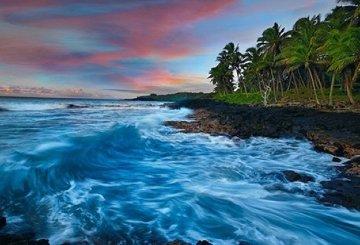Coastal Palette (Big Island, Hawaii)  Panorama - Peter Lik