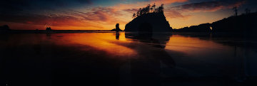 Twilight Reflections Panorama - Peter Lik