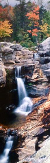 Screw Auger Falls AP Panorama by Peter Lik